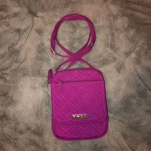 ★ Purple Vera Bradley purse ★